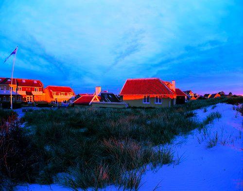 Gammel_Skagen,_Old_Skagen,_Sunset