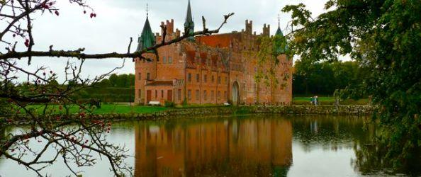 Egeskov Castle (Photo: AnneLise Sorensen)